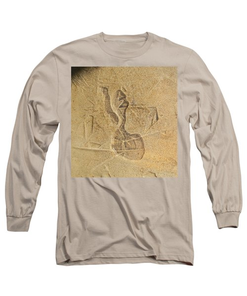 Guardian In The Stone Long Sleeve T-Shirt