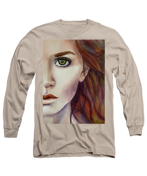 Half A Life Long Sleeve T-Shirt