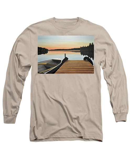 Haliburton Dock Long Sleeve T-Shirt