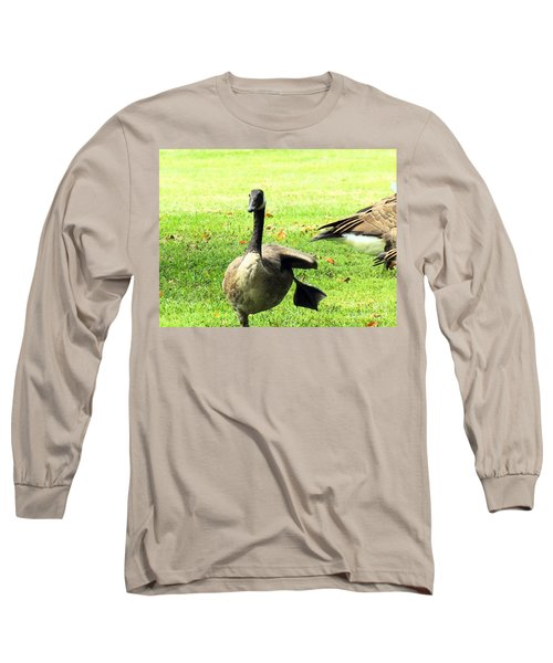 Happy Feet Dance Long Sleeve T-Shirt