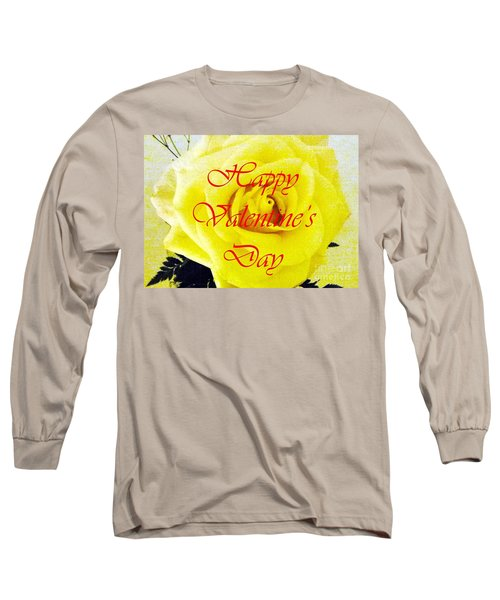 Happy Valentine's Day Long Sleeve T-Shirt