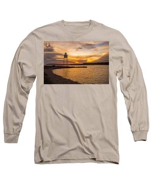 Harbor Sunrise Long Sleeve T-Shirt