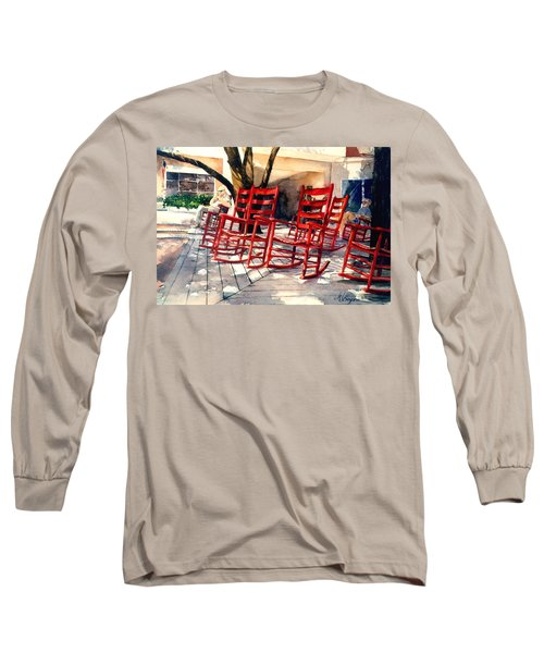 Harbourtown Rockers Long Sleeve T-Shirt