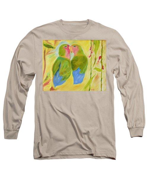 Harmony Long Sleeve T-Shirt by Meryl Goudey