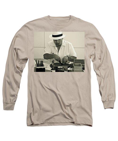 Have A Cigar Long Sleeve T-Shirt