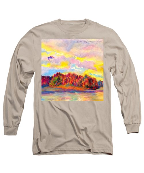 A Perfect Idea Of Freedom And Flight Long Sleeve T-Shirt