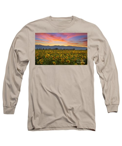 Long Sleeve T-Shirt featuring the photograph Heaven by Rima Biswas