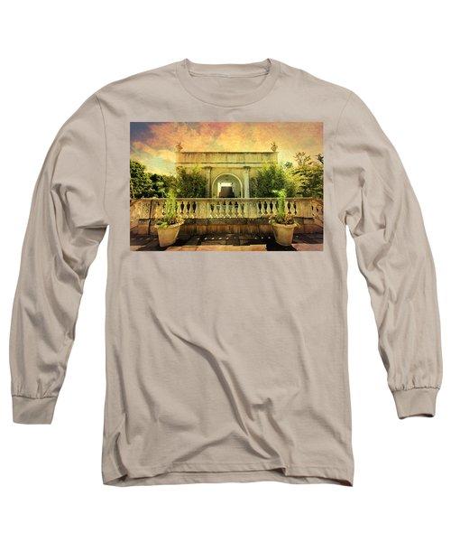 Heavenly Gardens Long Sleeve T-Shirt