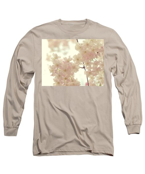 Heavenly... Long Sleeve T-Shirt by Rachel Mirror