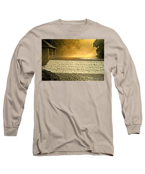 Heaven's Rays Long Sleeve T-Shirt