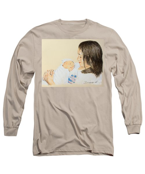 Here I Am Sister Long Sleeve T-Shirt
