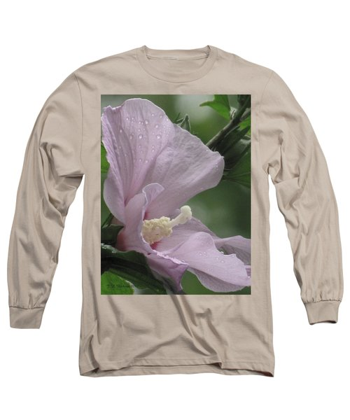 Hibiscus I Long Sleeve T-Shirt