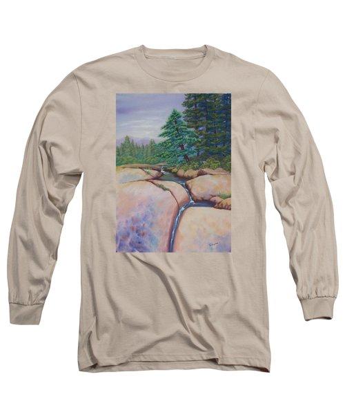 High Sierras Long Sleeve T-Shirt