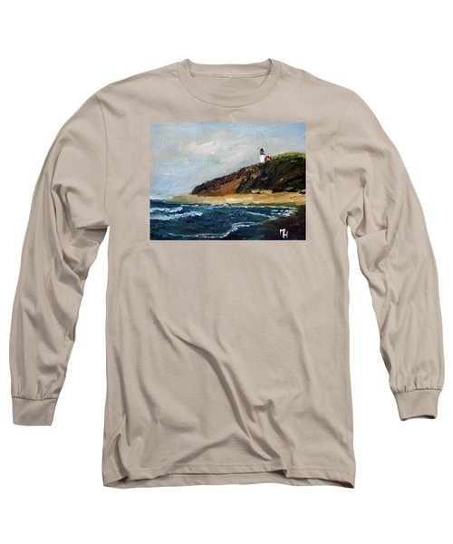 Highland Light Long Sleeve T-Shirt by Michael Helfen