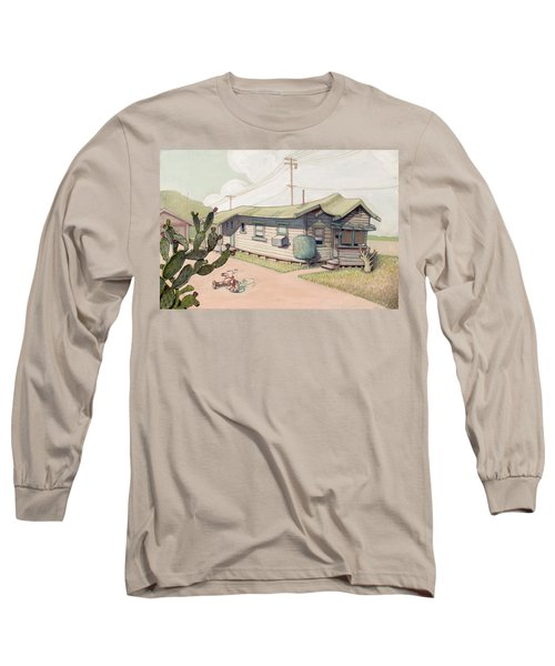 Highland Park - Bare Bones Long Sleeve T-Shirt