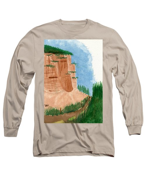 Highway Smile Long Sleeve T-Shirt