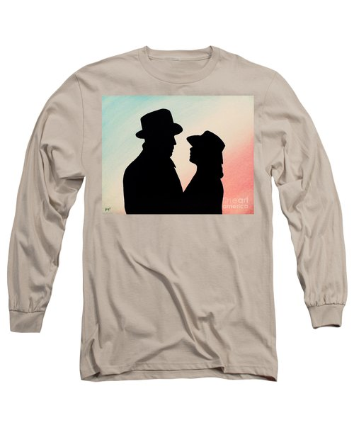 Hill Of Beans Long Sleeve T-Shirt
