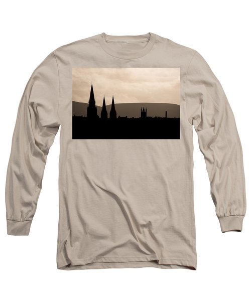 Hills And Spires Long Sleeve T-Shirt