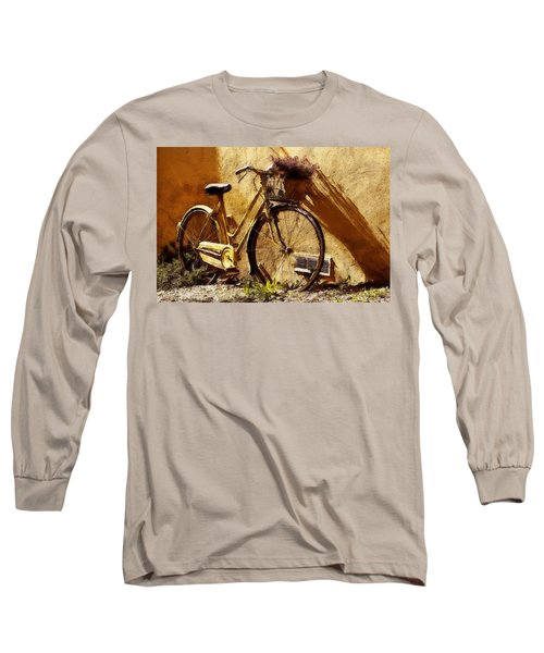 Hitching A Ride Long Sleeve T-Shirt