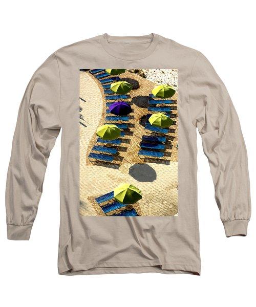 Holiday Long Sleeve T-Shirt by Kathy Bassett