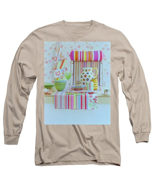 Home Accessories Long Sleeve T-Shirt