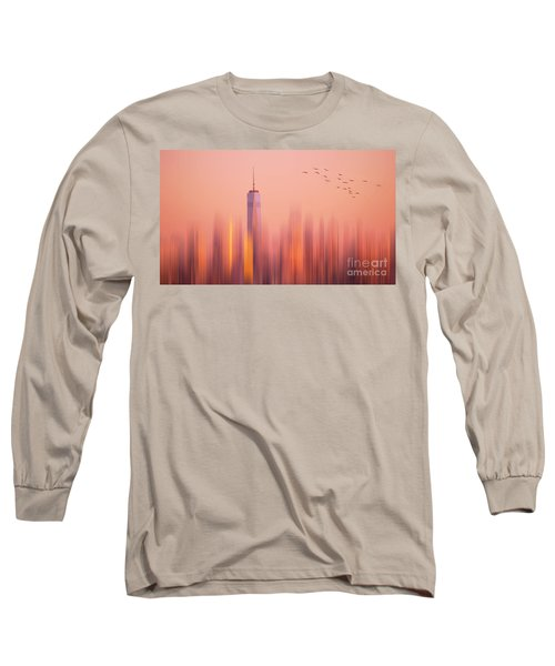 Long Sleeve T-Shirt featuring the photograph Towards Freedom by Rima Biswas