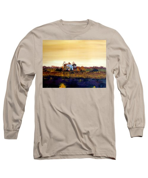 Homestead Long Sleeve T-Shirt by William Renzulli