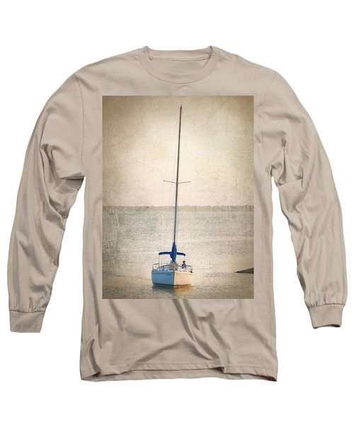 Homeward Bound Long Sleeve T-Shirt by Charles Beeler