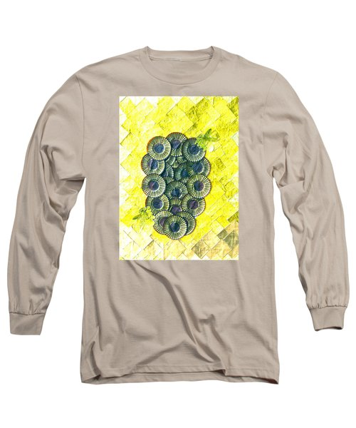 Honeybee 1 Long Sleeve T-Shirt by Lorna Maza