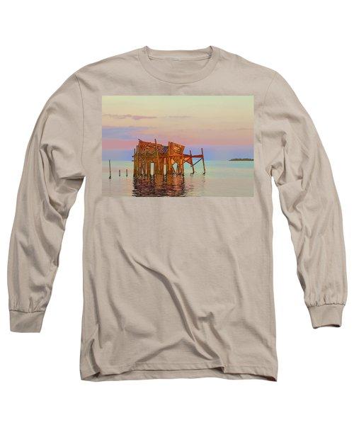 Honeymoon Cottage Long Sleeve T-Shirt