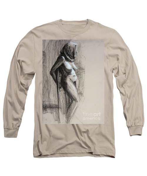 Hood Long Sleeve T-Shirt