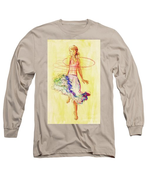 Hoop Dance Long Sleeve T-Shirt