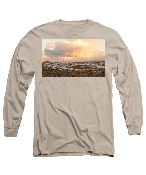 Hope For The Desolate Long Sleeve T-Shirt