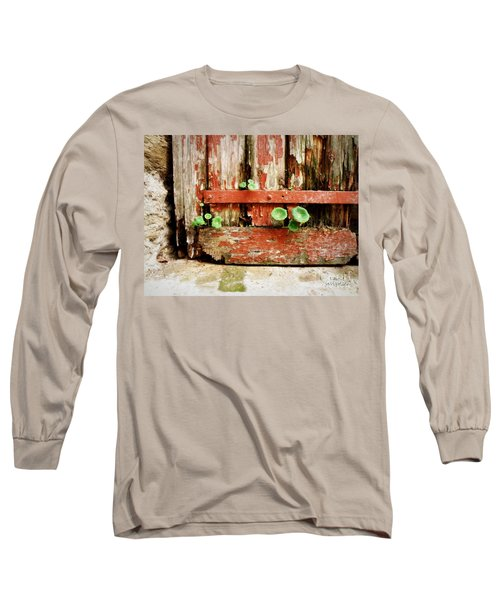 Hope Long Sleeve T-Shirt by Lainie Wrightson