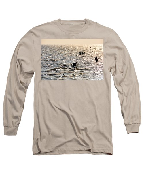 Hoping For A Catch Long Sleeve T-Shirt