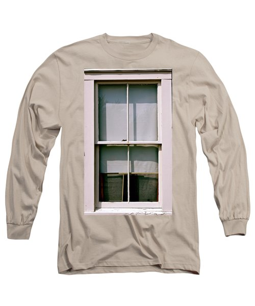 Hopper Was Here Long Sleeve T-Shirt