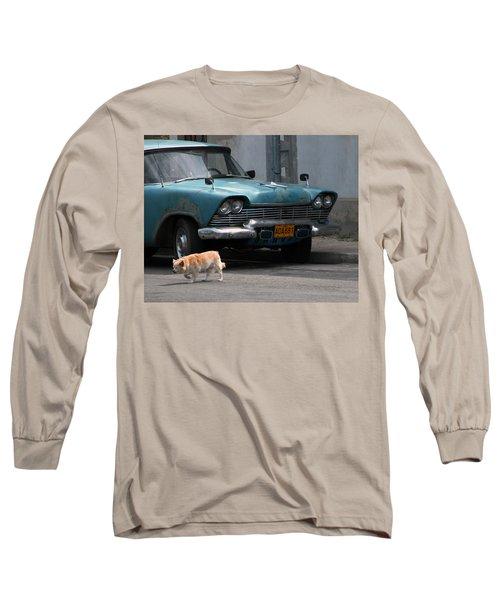Hot Spot Long Sleeve T-Shirt