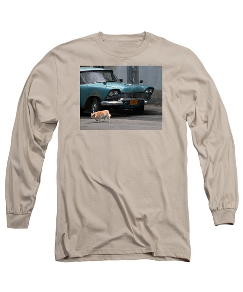 Hot Spot Long Sleeve T-Shirt