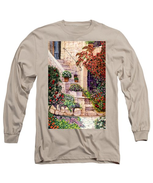 House In Oyster Bay Long Sleeve T-Shirt