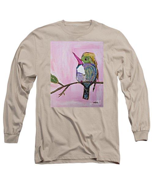 Hummingbird No. 1 Long Sleeve T-Shirt