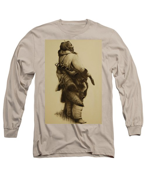 Hunter Long Sleeve T-Shirt