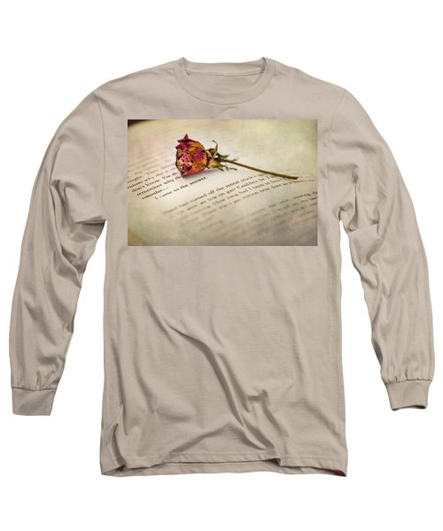 I Came To The Answer Long Sleeve T-Shirt