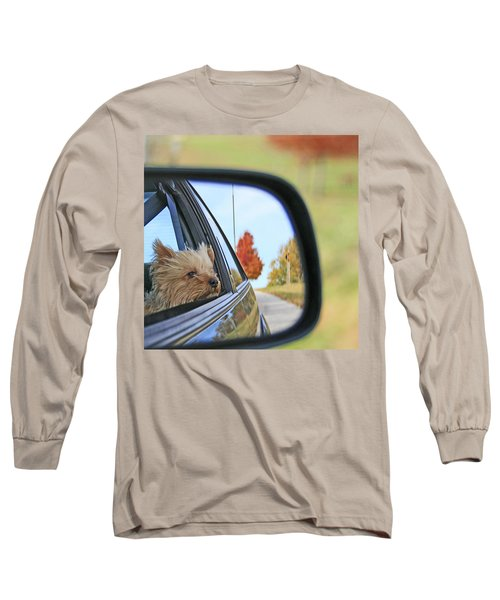I Love Going Bye-bye Long Sleeve T-Shirt