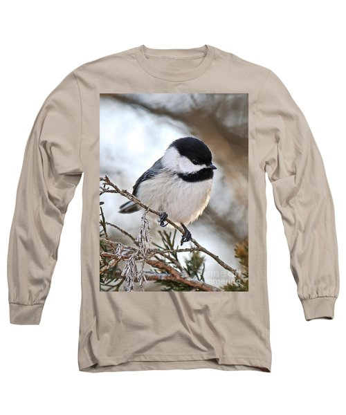 I May Be Tiny But You Should See Me Fly Long Sleeve T-Shirt by Heather King
