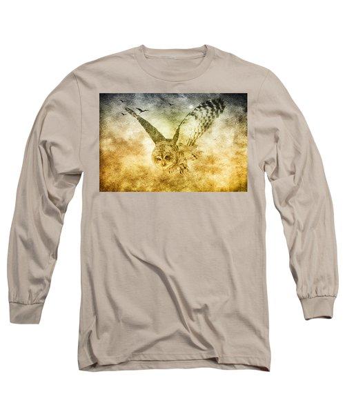 I Shall Return Long Sleeve T-Shirt