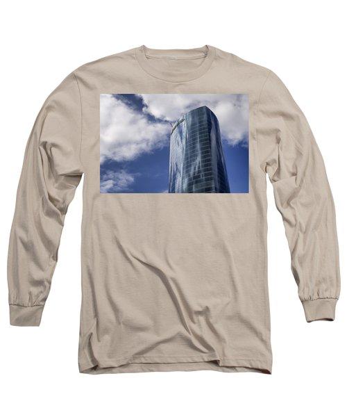 Iberdrola Tower Long Sleeve T-Shirt