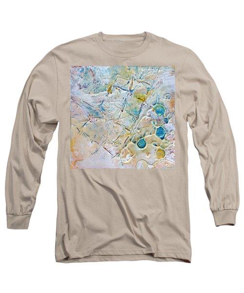 Iced Texture I Long Sleeve T-Shirt