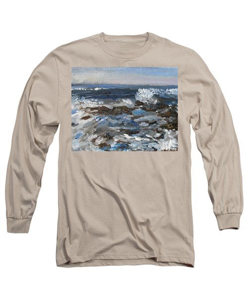 I'll Have A Water On The Rocks Please Long Sleeve T-Shirt