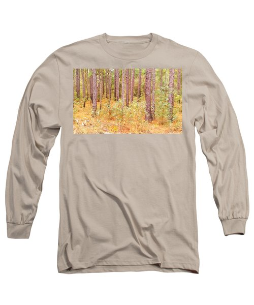 Imaginary Forest Long Sleeve T-Shirt