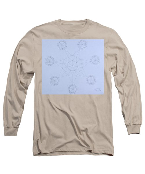 Impossible Parallels Long Sleeve T-Shirt